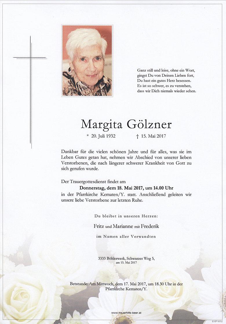 Margita Gölzner