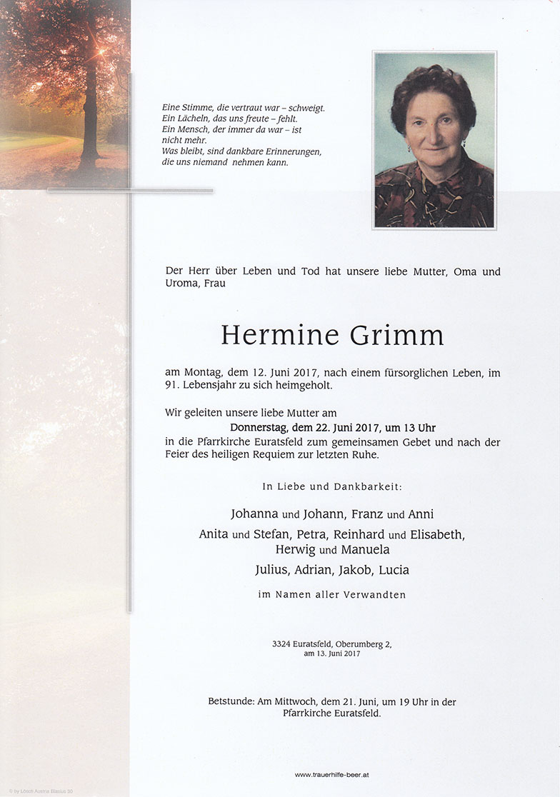 Hermine Grimm