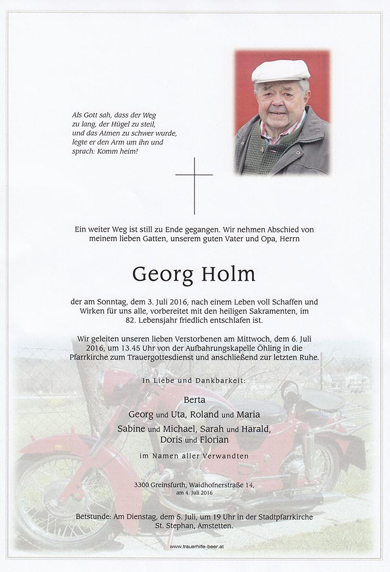 Georg Holm