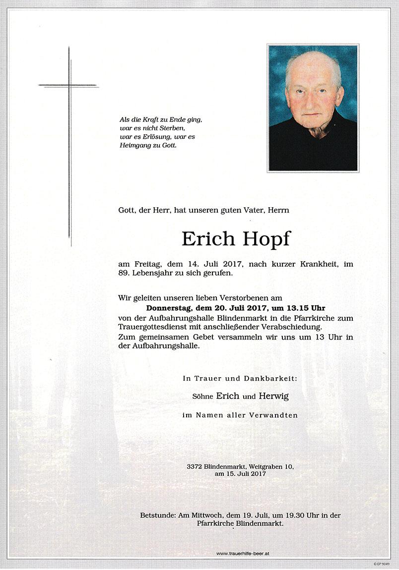 Erich Hopf