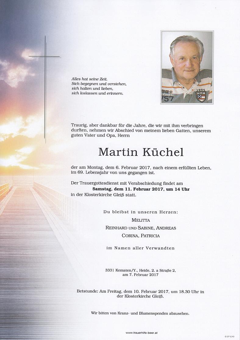 Martin Küchel