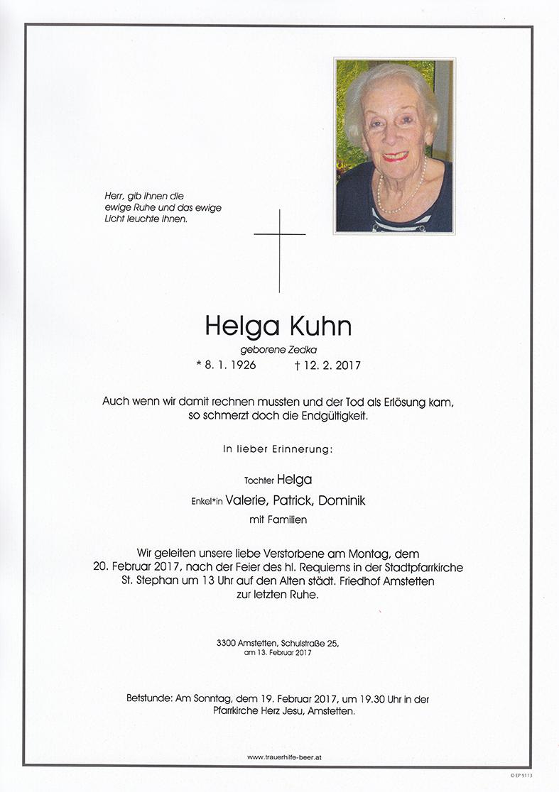 Helga Kuhn