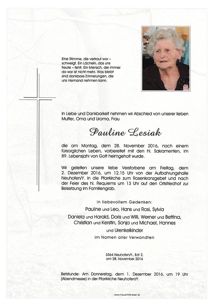 Pauline Lesiak