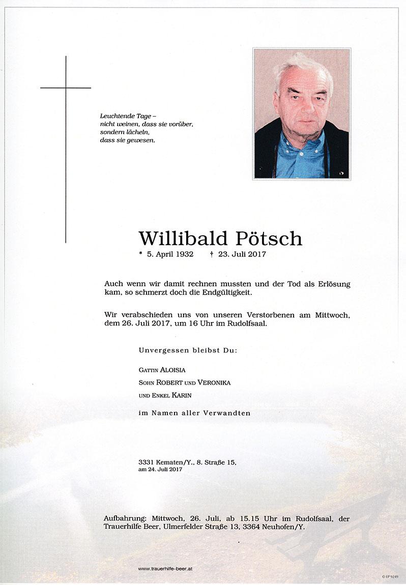 Willibald Pötsch