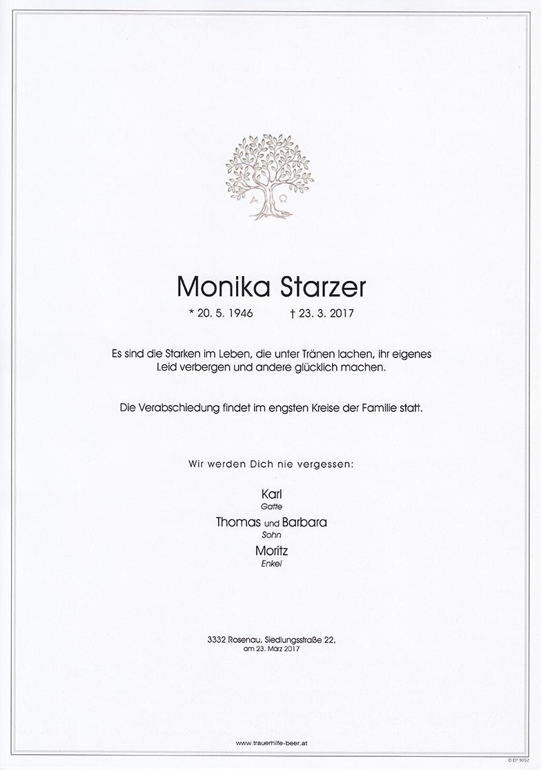 Monika Starzer