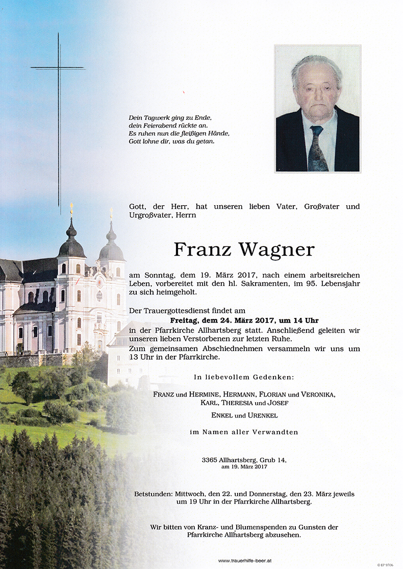 Franz Wagner