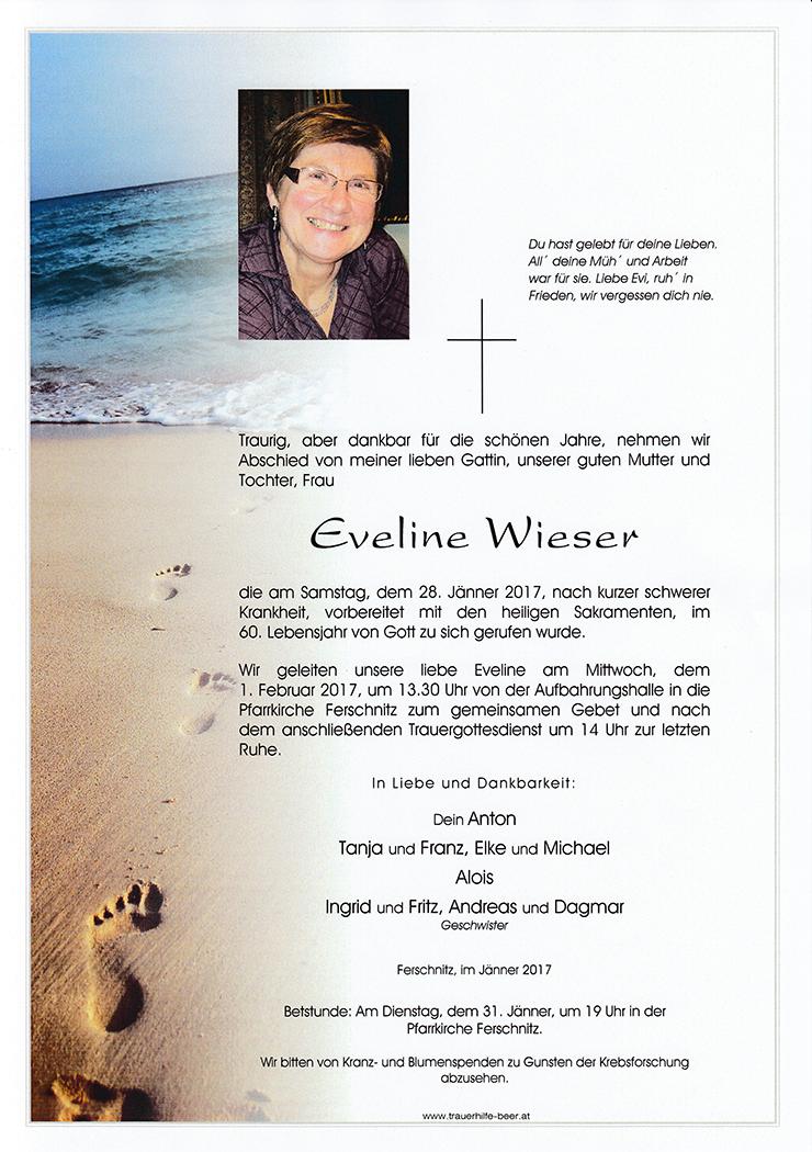 Eveline Wieser