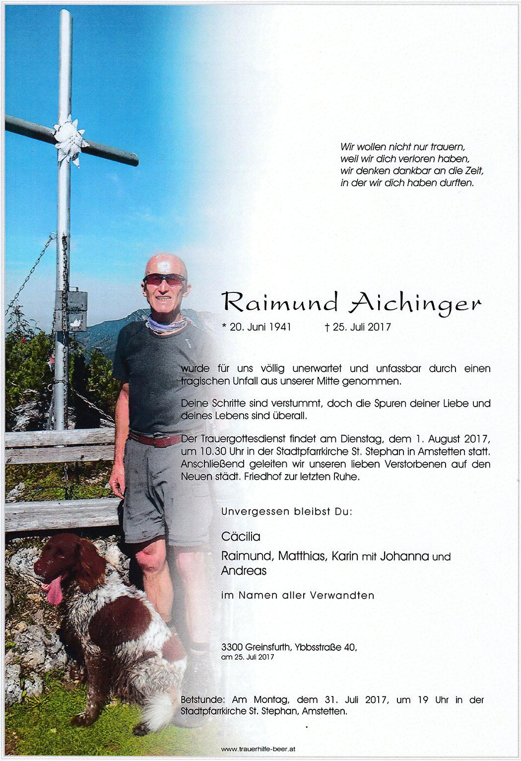 Raimund Aichinger