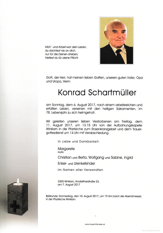 Konrad Schartmüller
