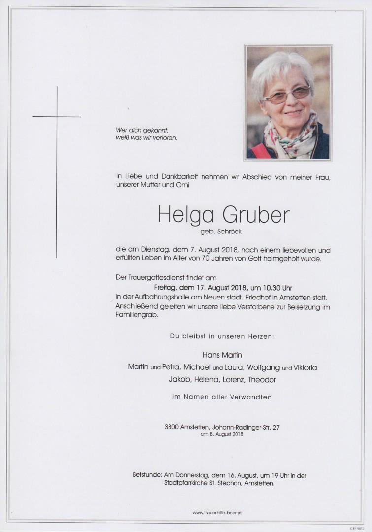 Parte Helga Gruber