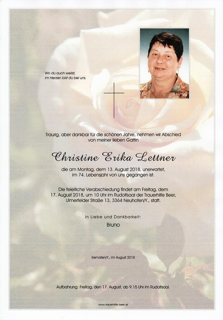 Parte Christine Lettner