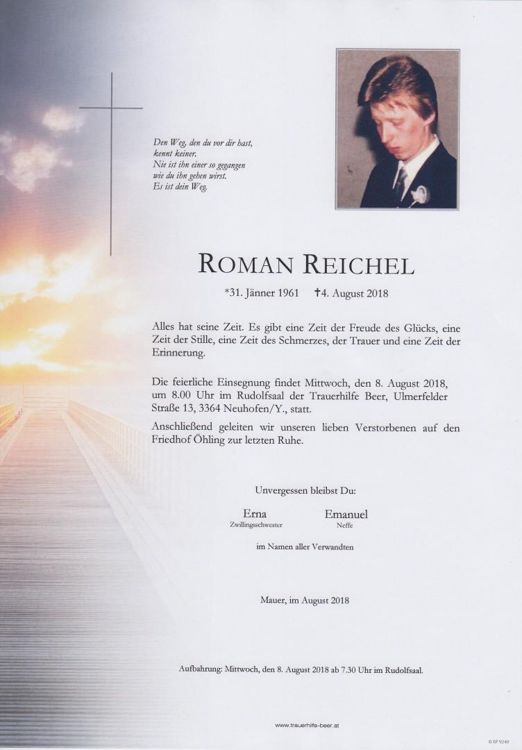 Parte Roman Reichel