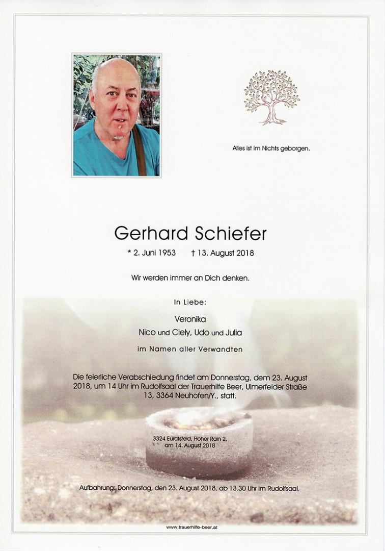 Parte Gerhard Schiefer
