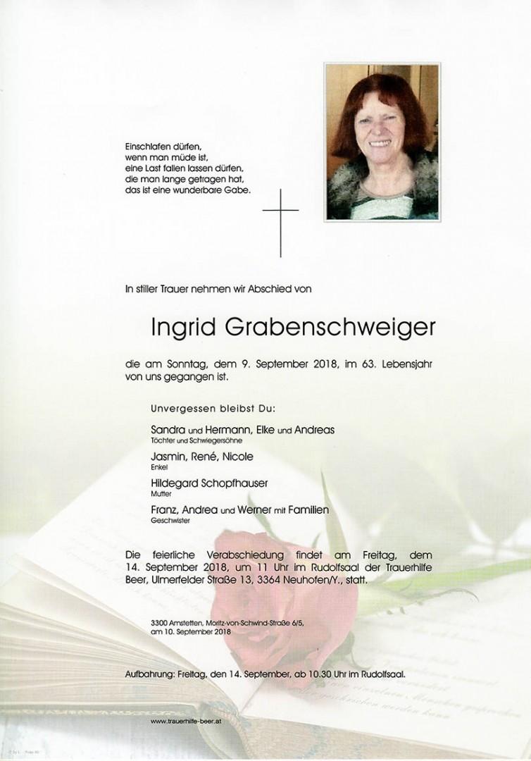 Parte Ingrid Grabenschweiger