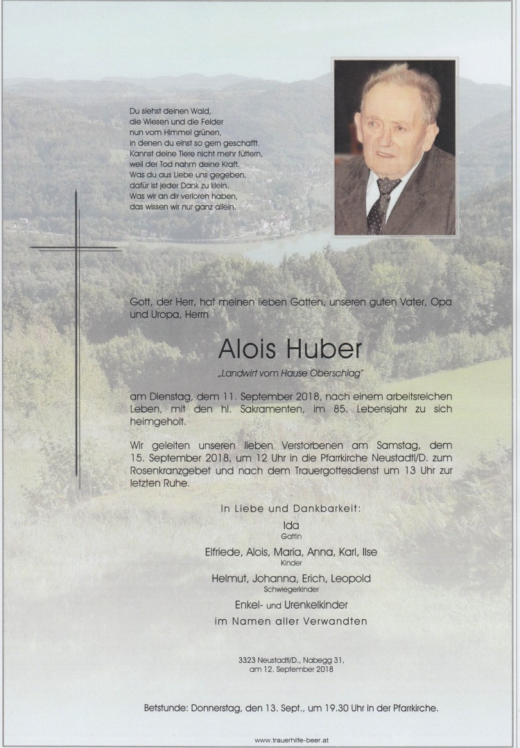 Parte Alois Huber