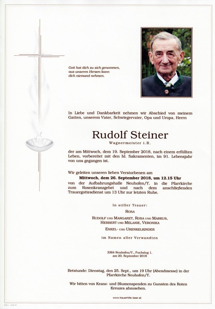 Parte Rudolf Steiner