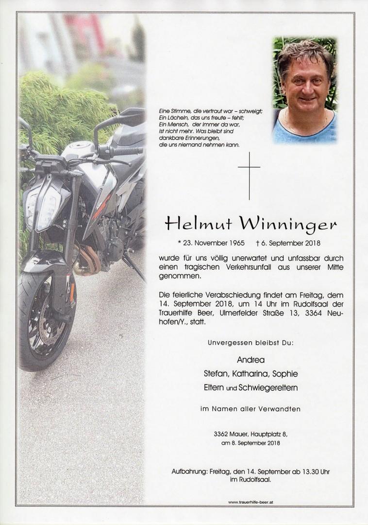 Parte Helmut Winninger