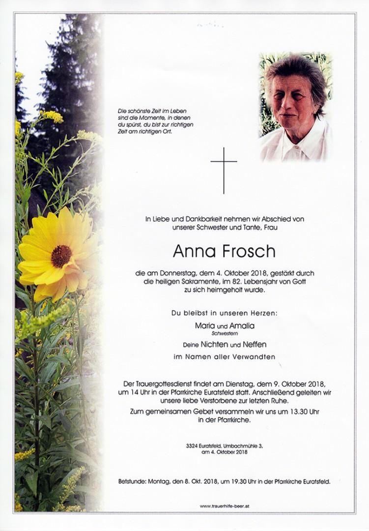 Parte Anna Frosch