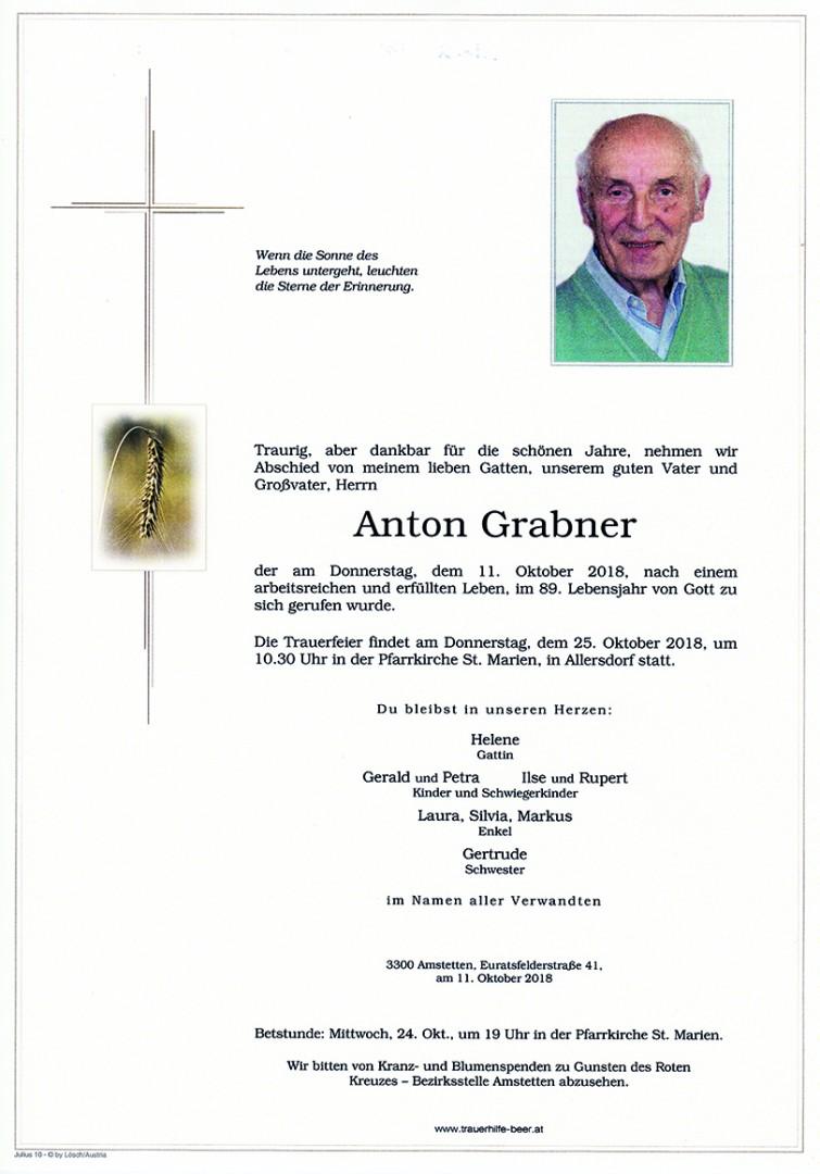 Parte Anton Grabner