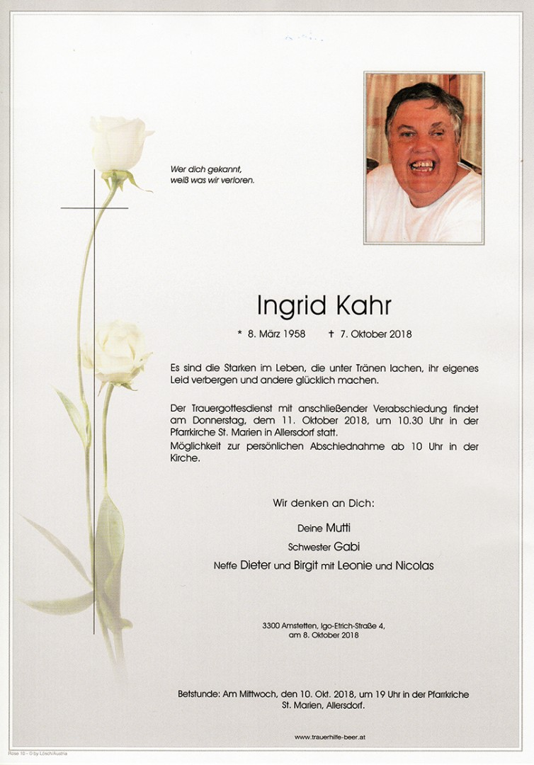 Parte Ingrid Kahr