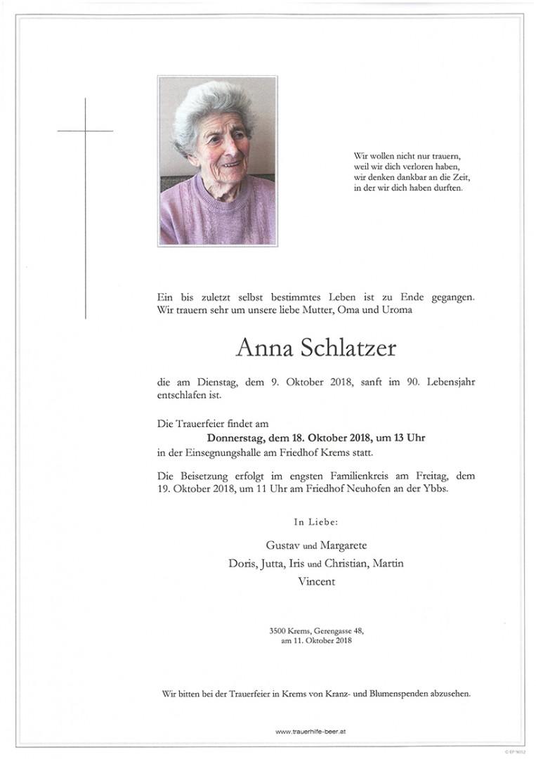 Parte Anna Schlatzer