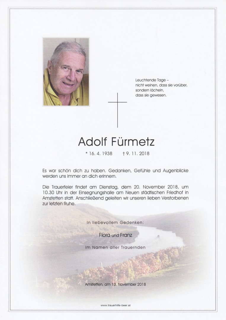 Parte Adolf Fürmetz