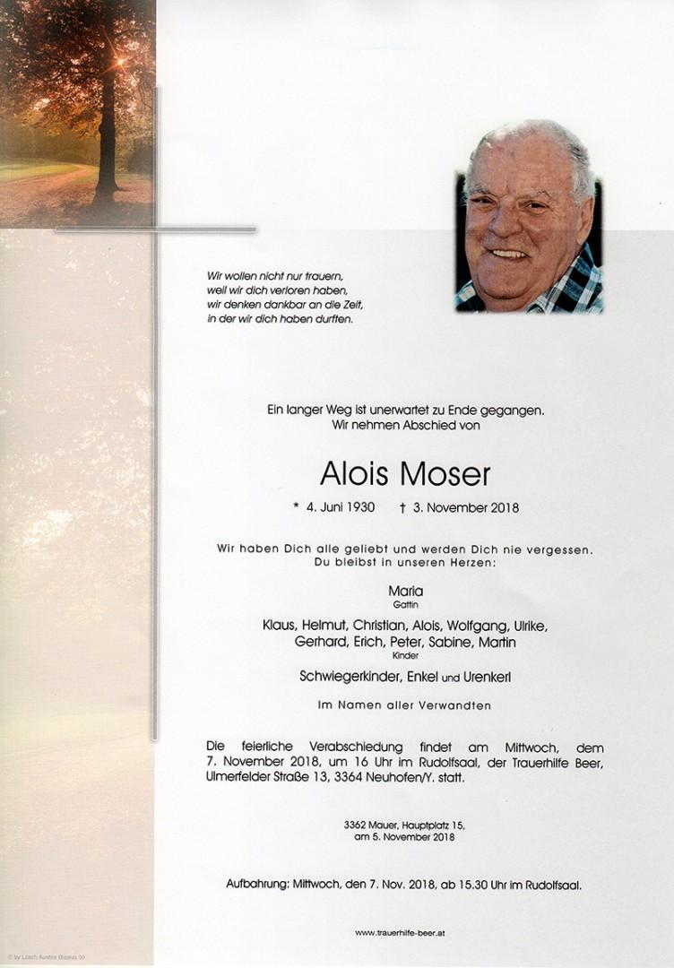 Parte Alois Moser