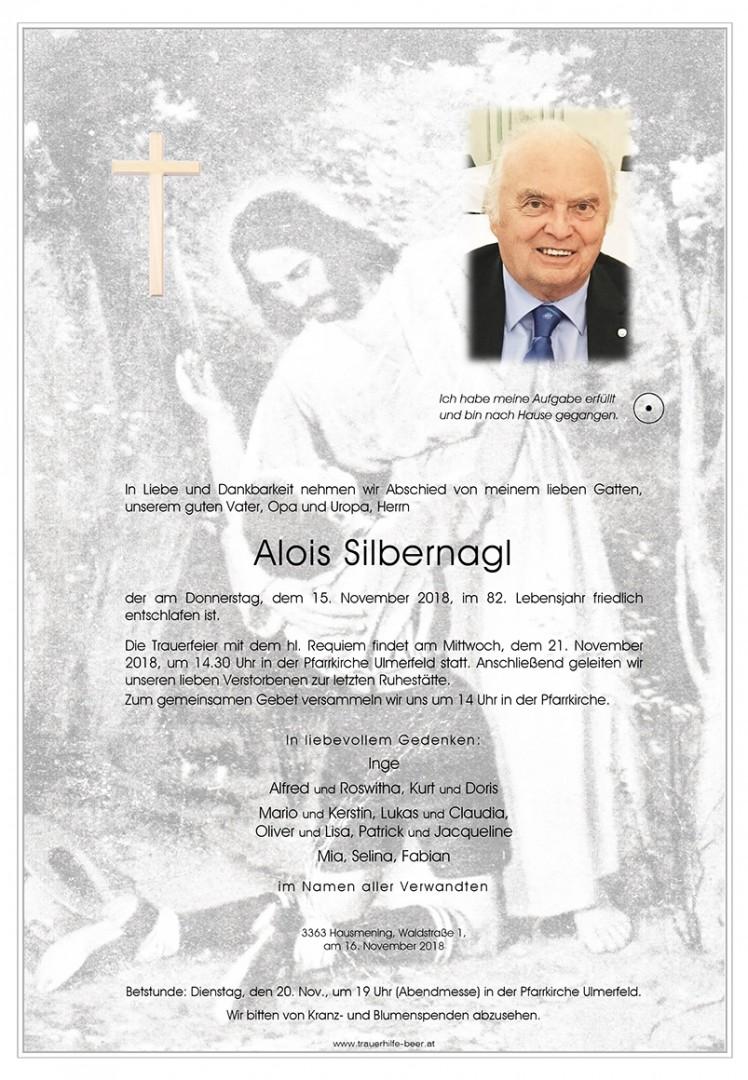 Parte Alois Silbernagl