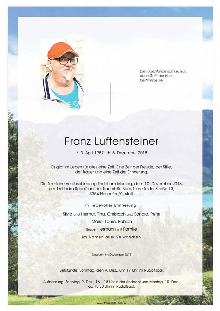 Parte Franz Luftensteiner