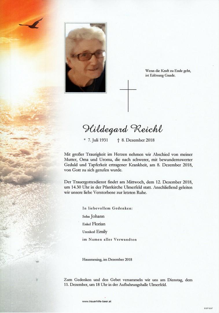 Parte Hildegard Reichl
