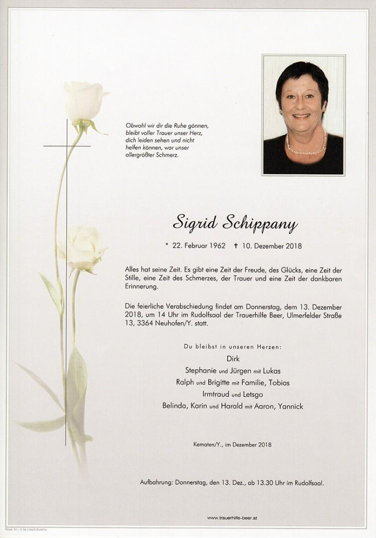 Parte Sigrid Schippany
