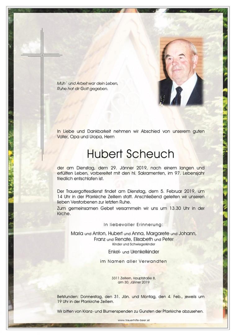 Parte Hubert Scheuch
