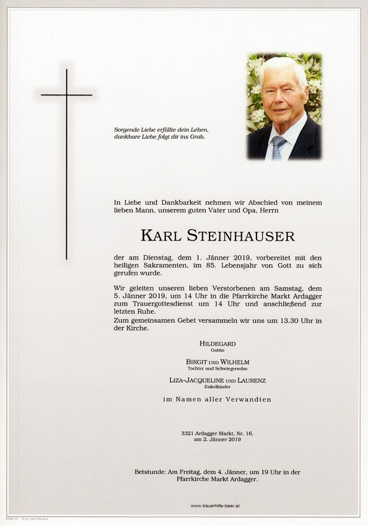 Parte Karl Steinhauser