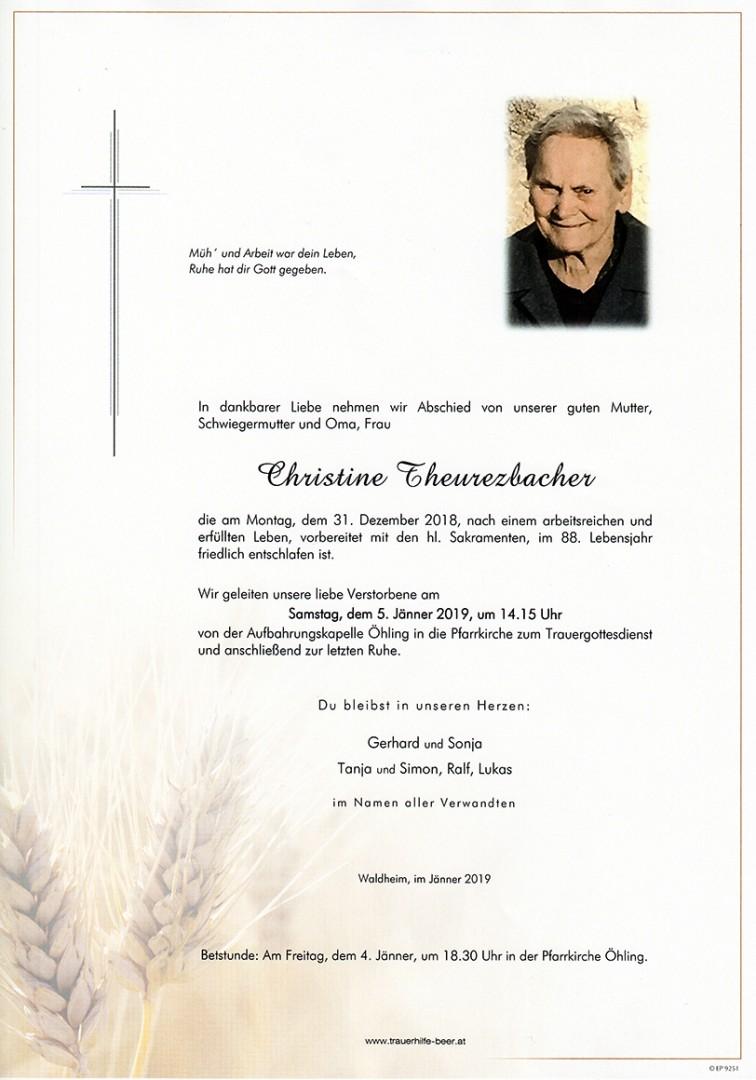 Parte Christine Theurezbacher