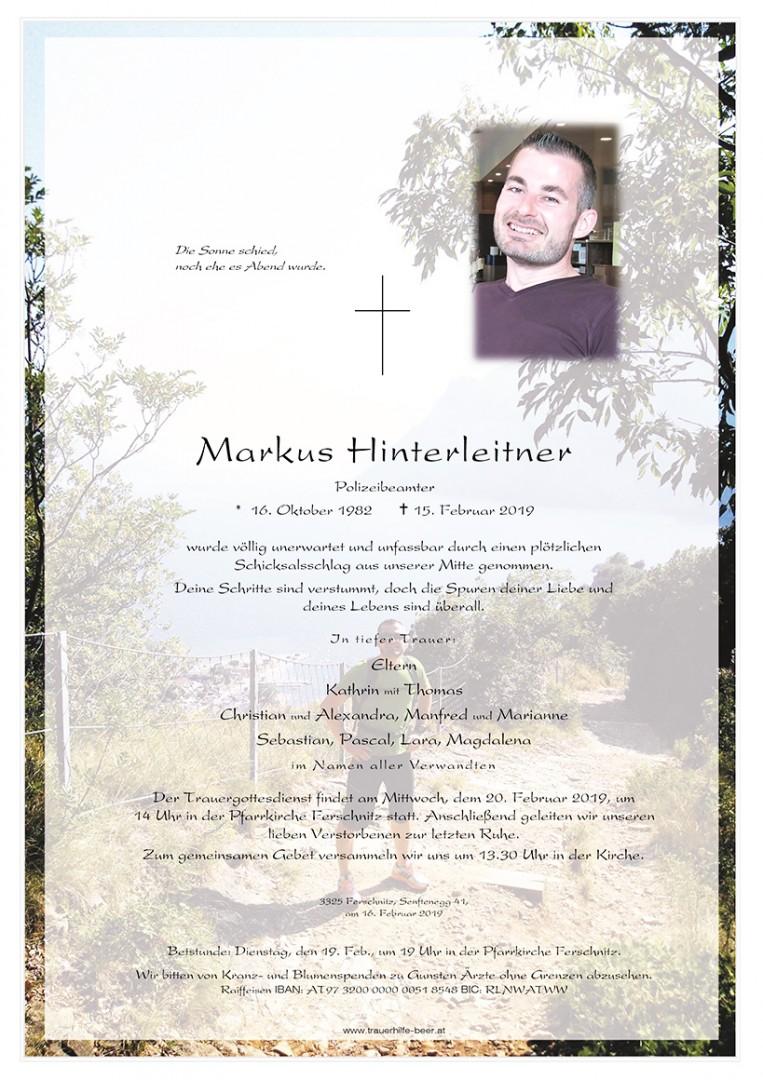 Parte Markus Hinterleitner