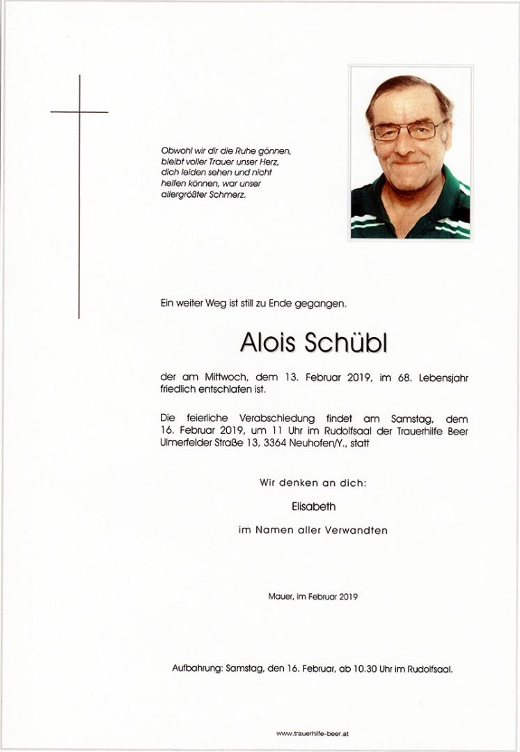 Parte Alois Schübl