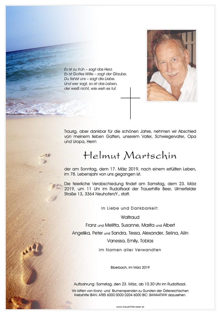 Parte Helmut Martschin
