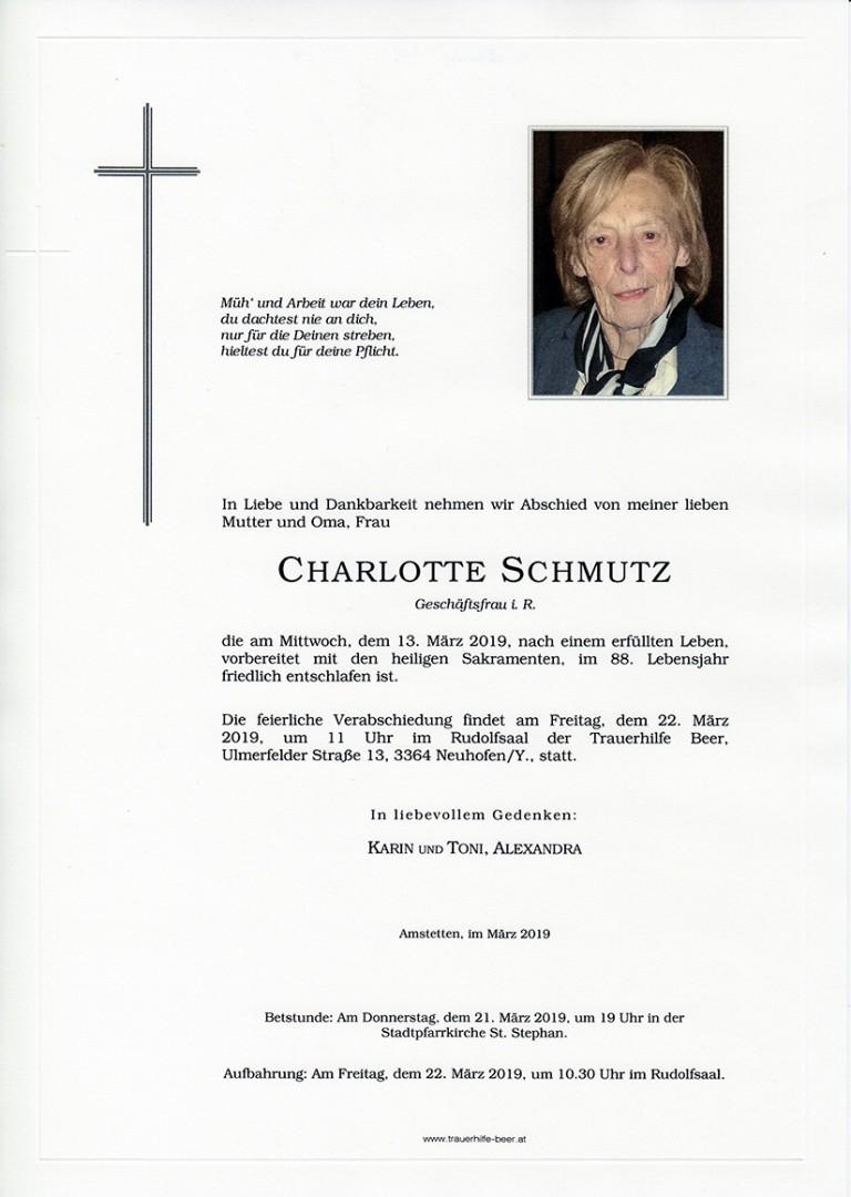Parte Charlotte Schmutz