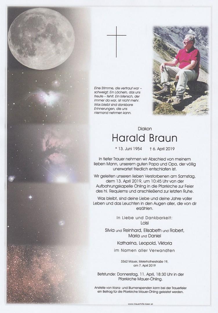 Parte Harald Braun