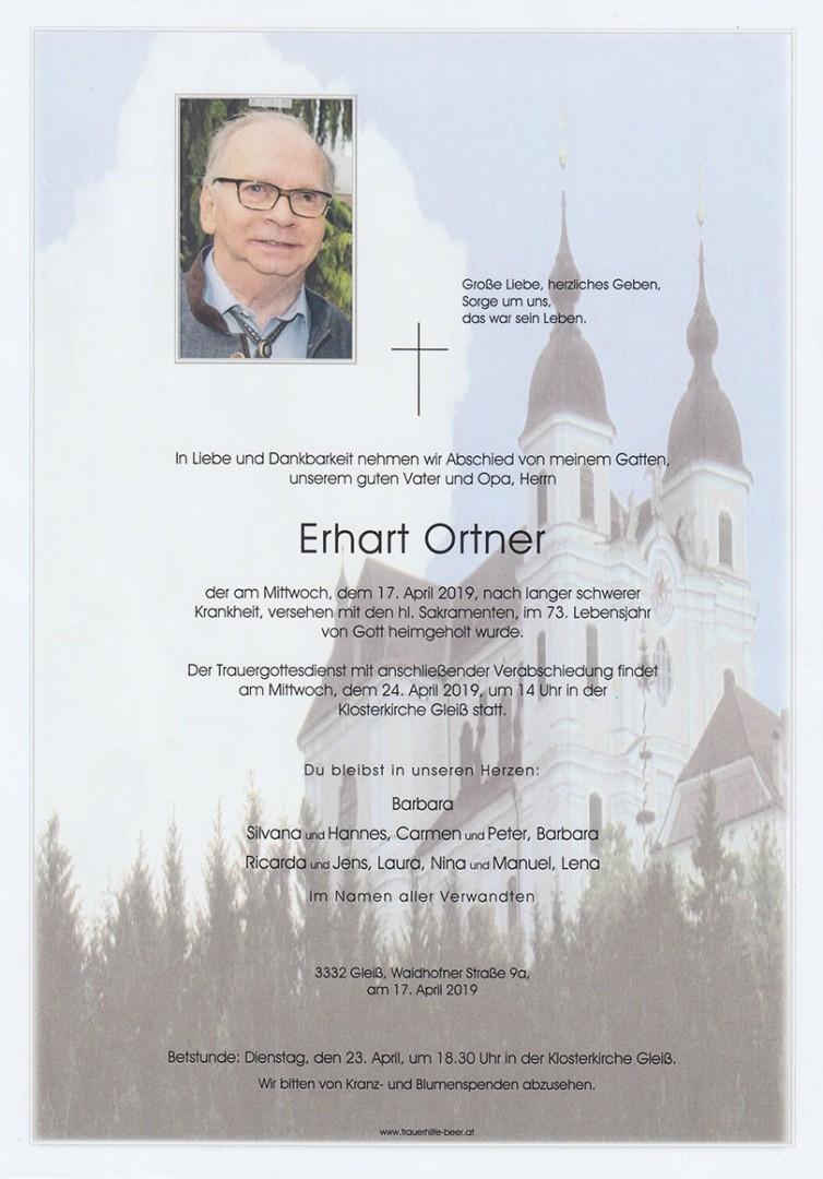 Parte Erhart Ortner