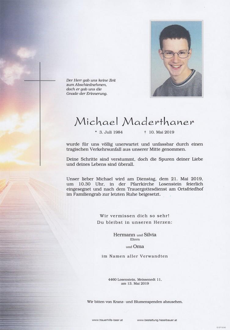 Parte Michael Maderthaner
