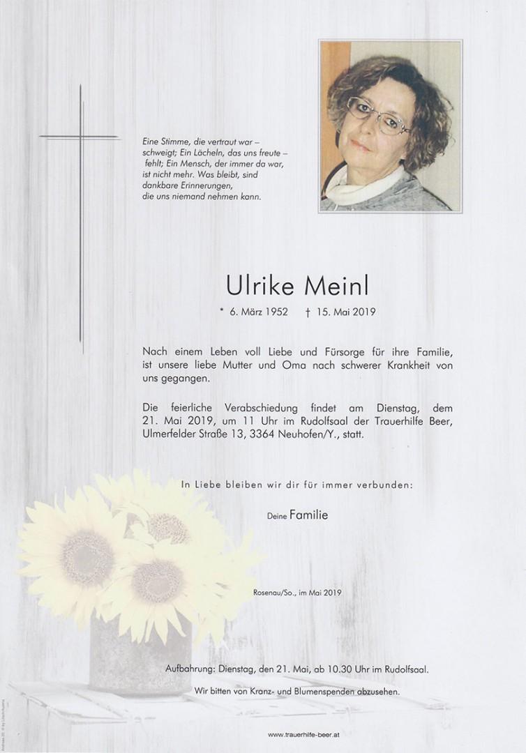 Parte Ulrike Meinl