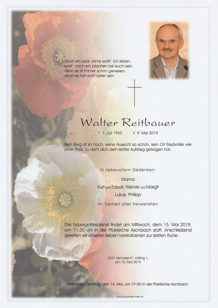 Parte Walter Reitbauer