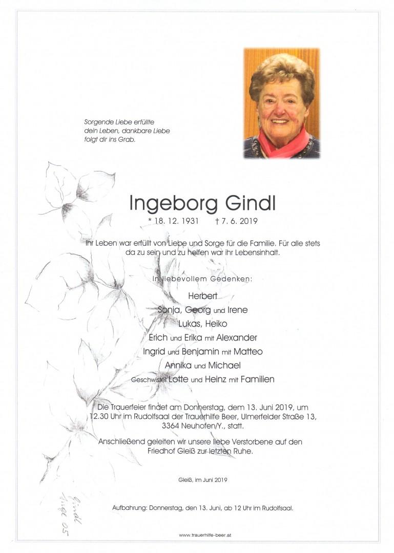 Parte Ingeborg Gindl