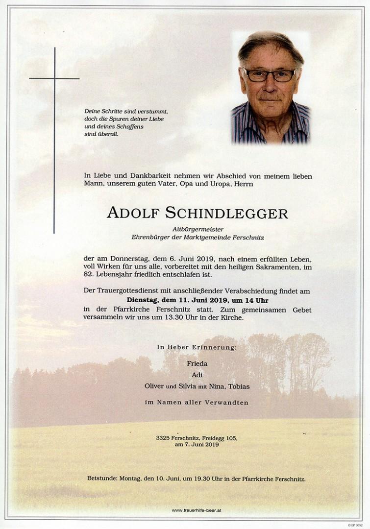 Parte Adolf Schindlegger