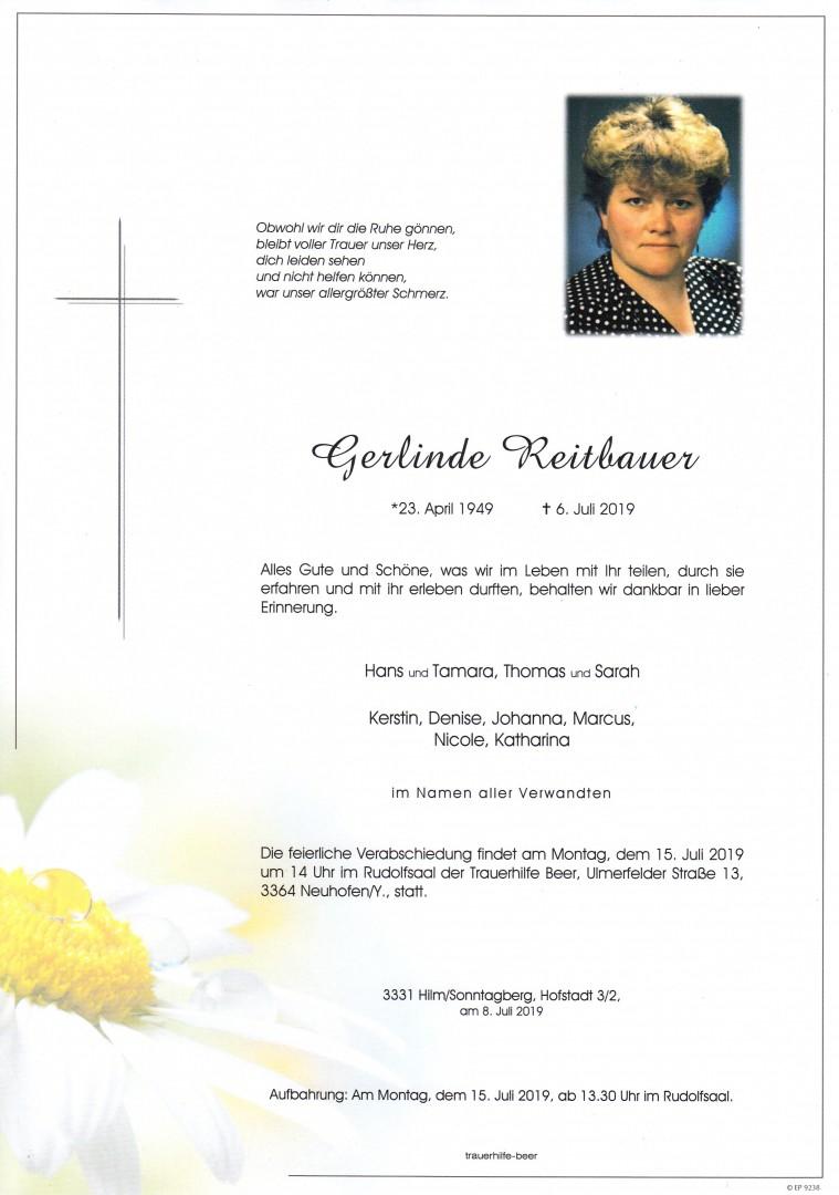 Parte Gerlinde Reitbauer
