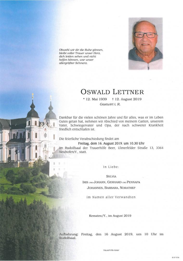 Parte Oswald Lettner