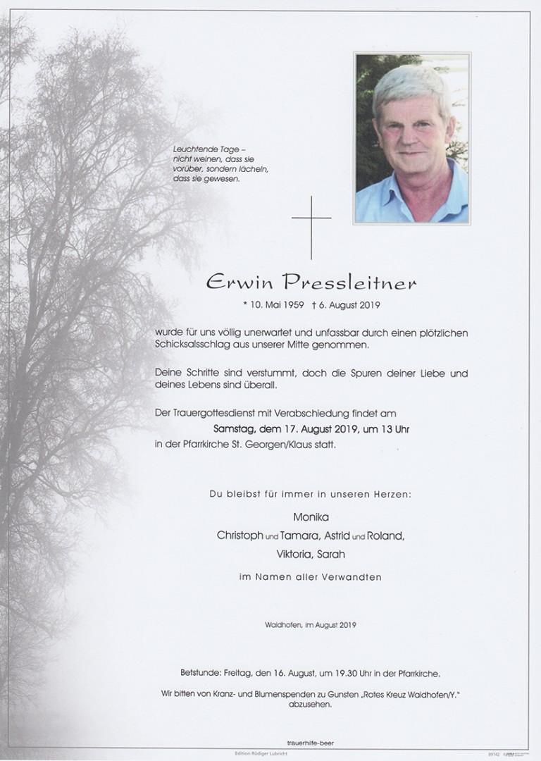 Parte Erwin Pressleitner