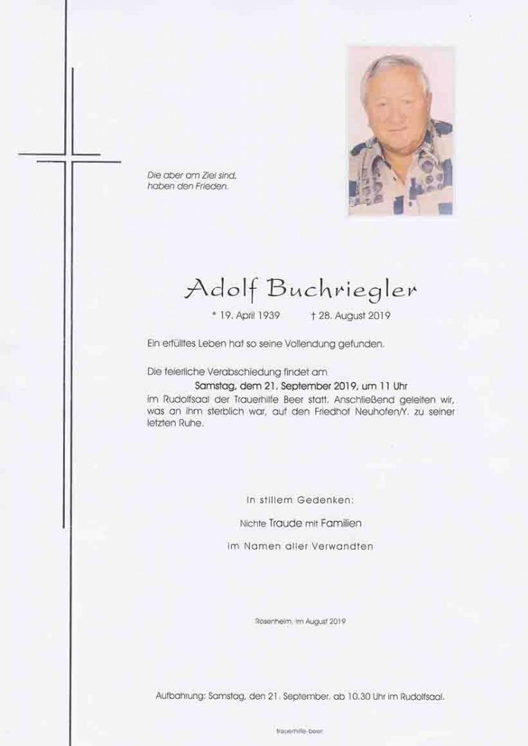 Parte Adolf Buchriegler