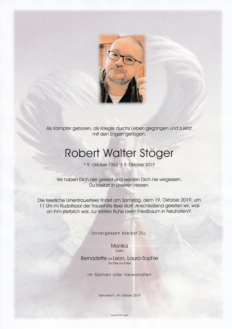 Parte Robert Walter Stöger